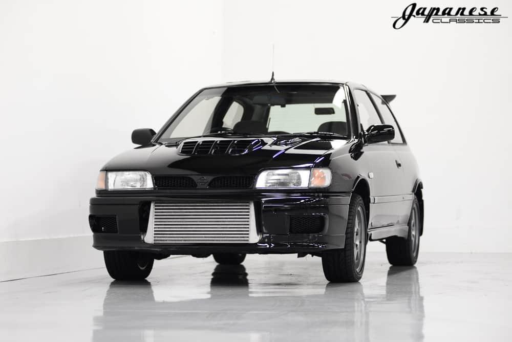 1993 Nissan Pulsar GTi-R N14