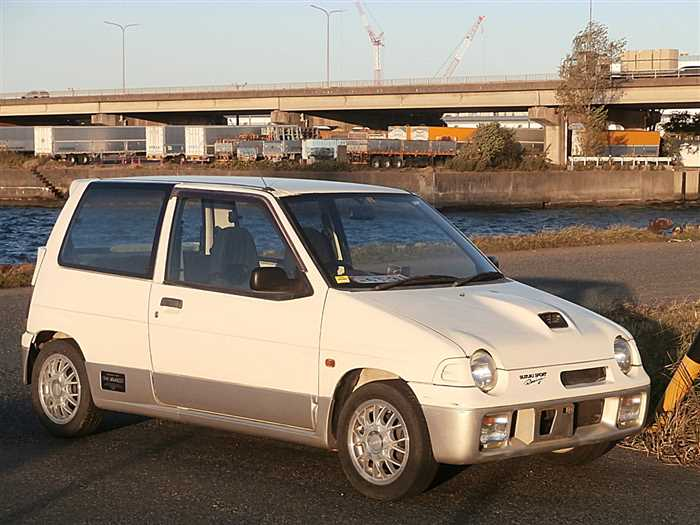 1994 Suzuki Alto Works 79