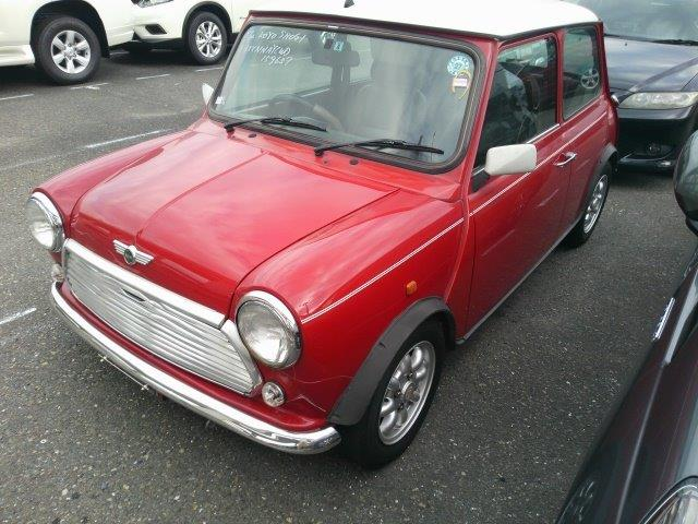 1998 Rover Mini Cooper 4speed