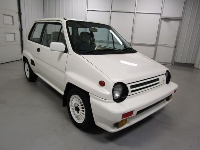 1984 Honda City Turbo Hatchback