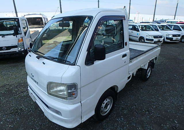 2001 Daihatsu Hijet Truck Special 79