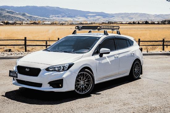 Subaru Impreza Fifth Generation
