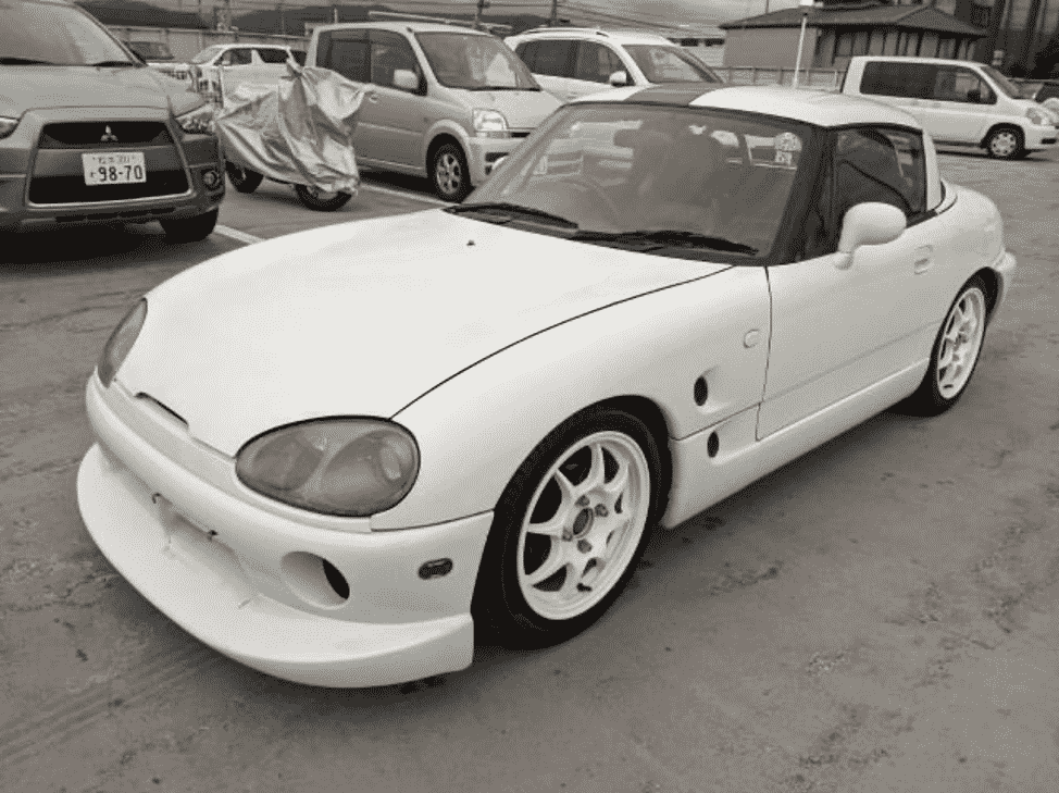 Suzuki Cappuccino Common Issues