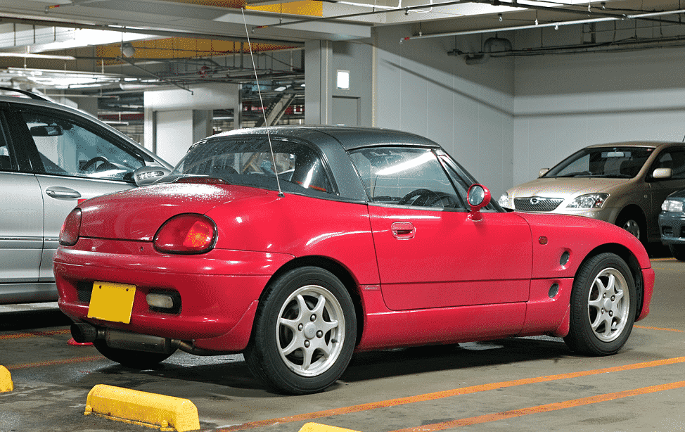 Suzuki Cappuccino Pros and Cons
