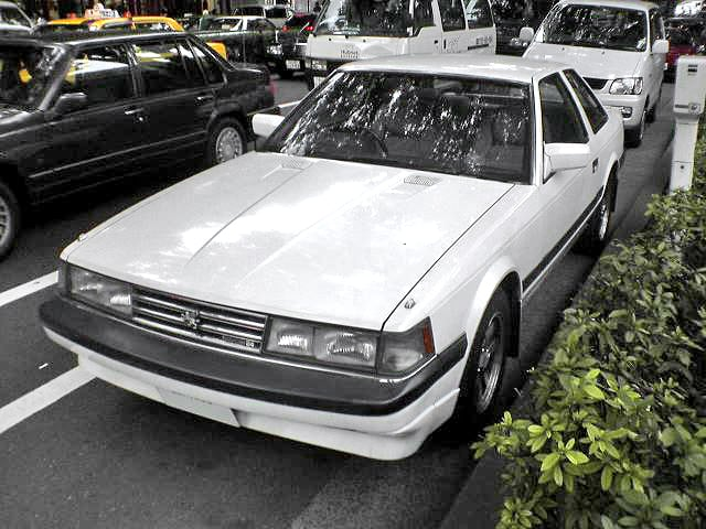 Toyota Soarer First Edition