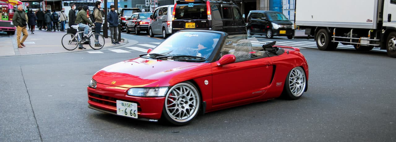 Honda Beat Buying Guide