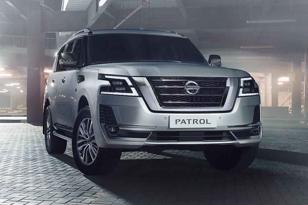 Nissan Patrol 6th Generation