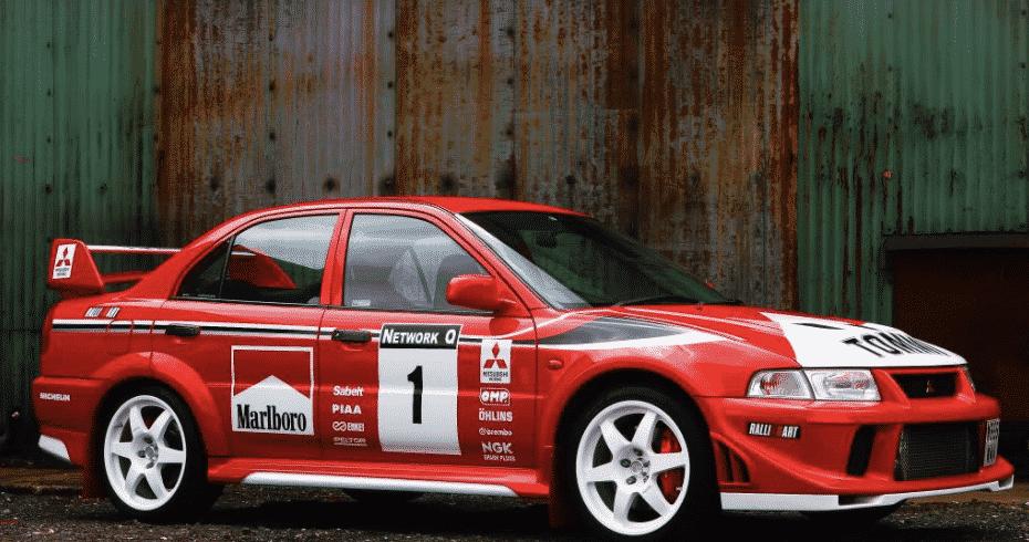 Mitsubishi Evo VI (1999-2001)