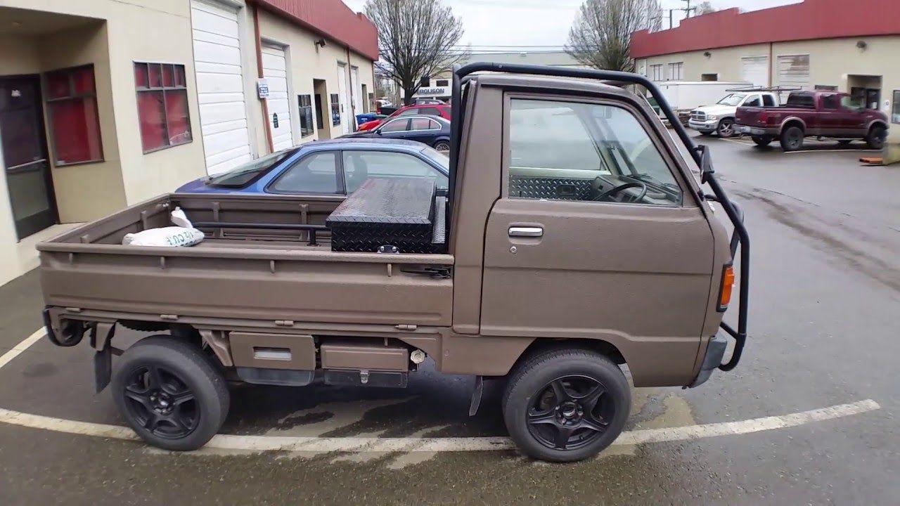 Honda Acty Second Generation