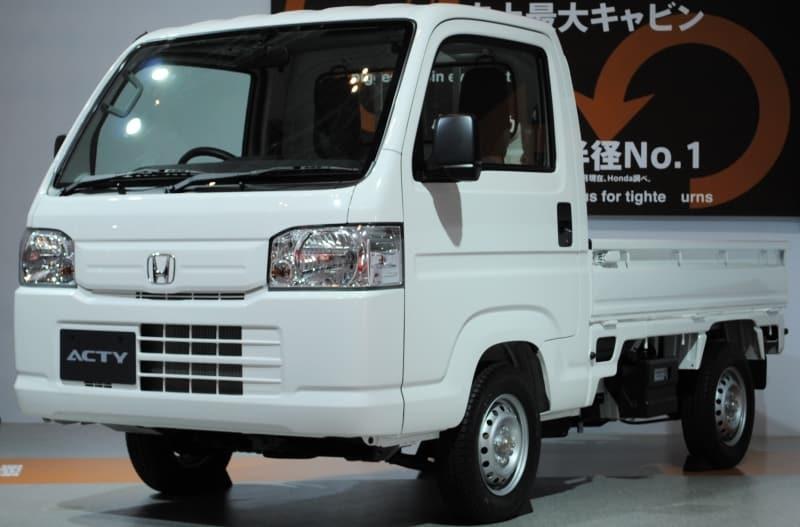 Honda Acty Fourth Generation