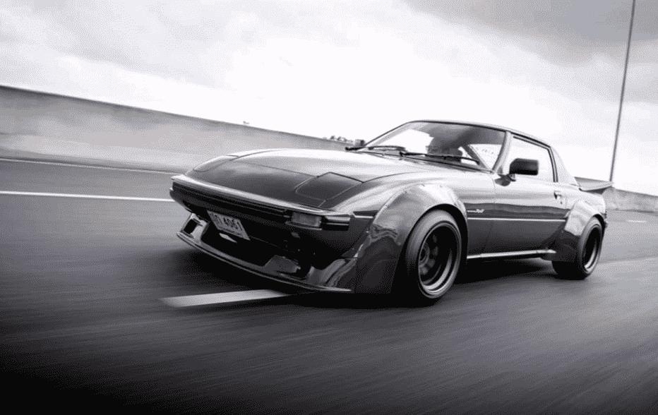 Mazda RX-7 First Generation