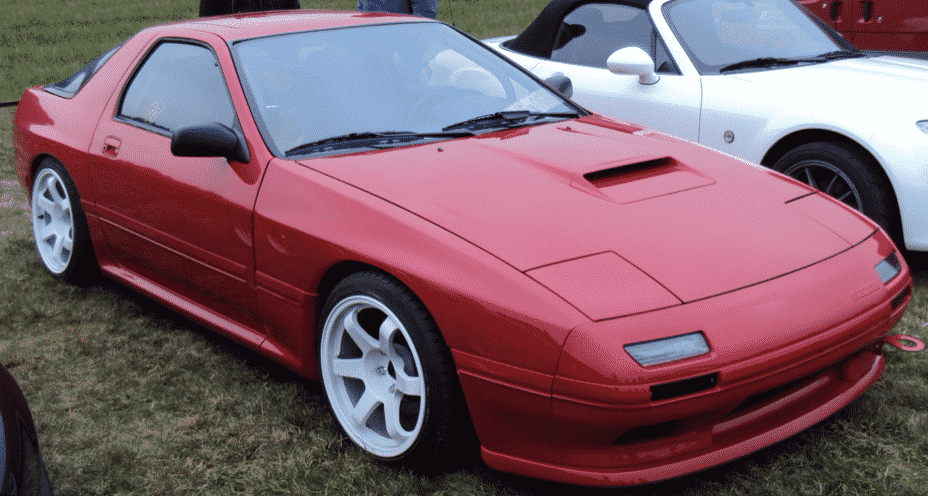 Mazda-RX-7-Second-Generation