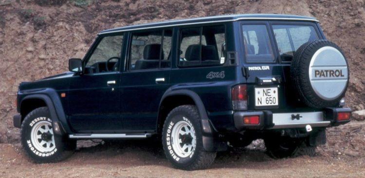 Nissan Patrol JDM