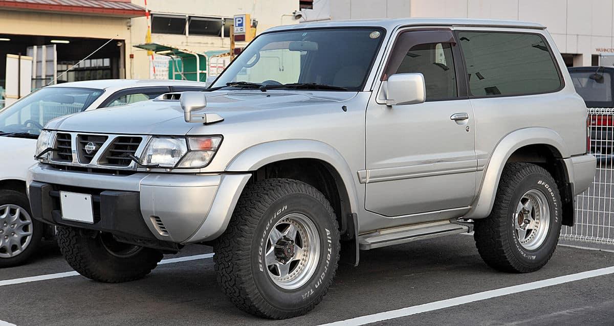 Nissan Patrol Fifth Generation