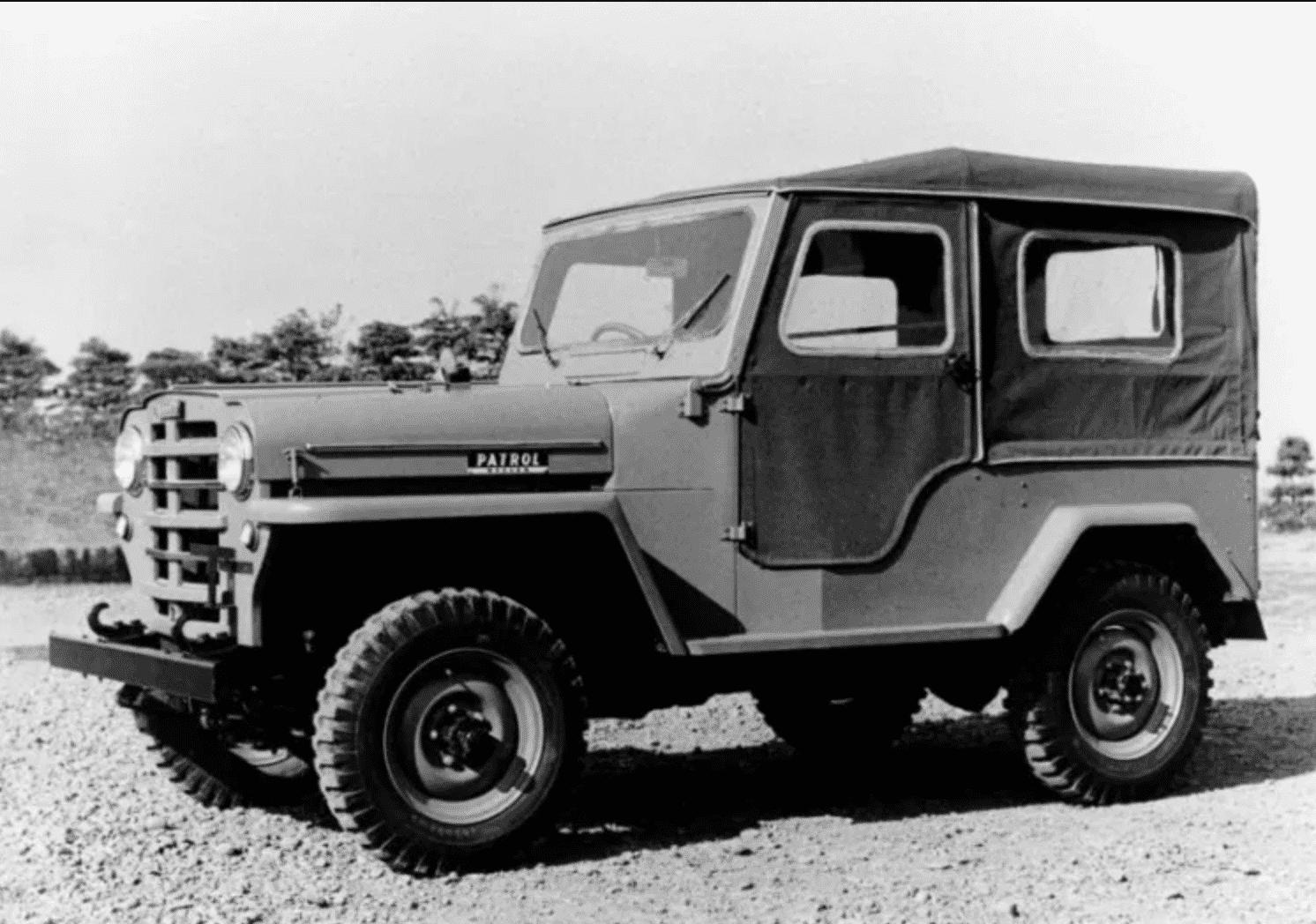 Nissan Patrol First Generation