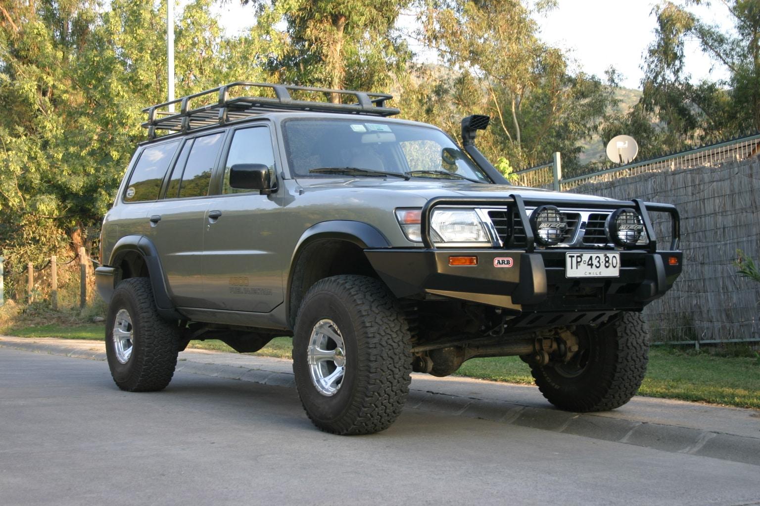 Nissan Safari Second Generation