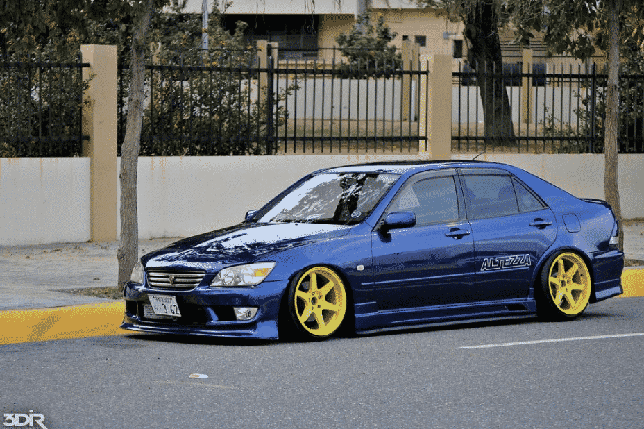 Toyota Altezza Buyers Guide