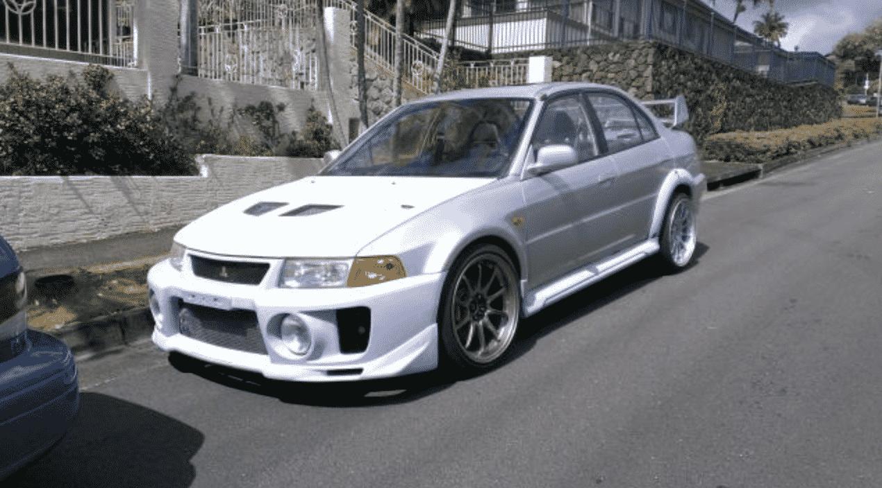 Mitsubishi Evo V (1998-1999)
