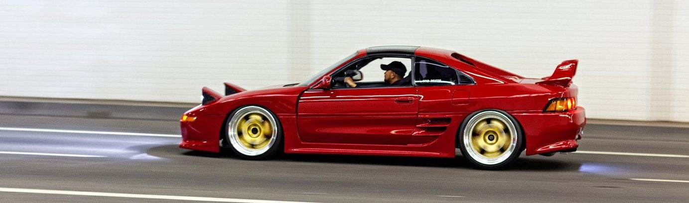 JDM Toyota MR2
