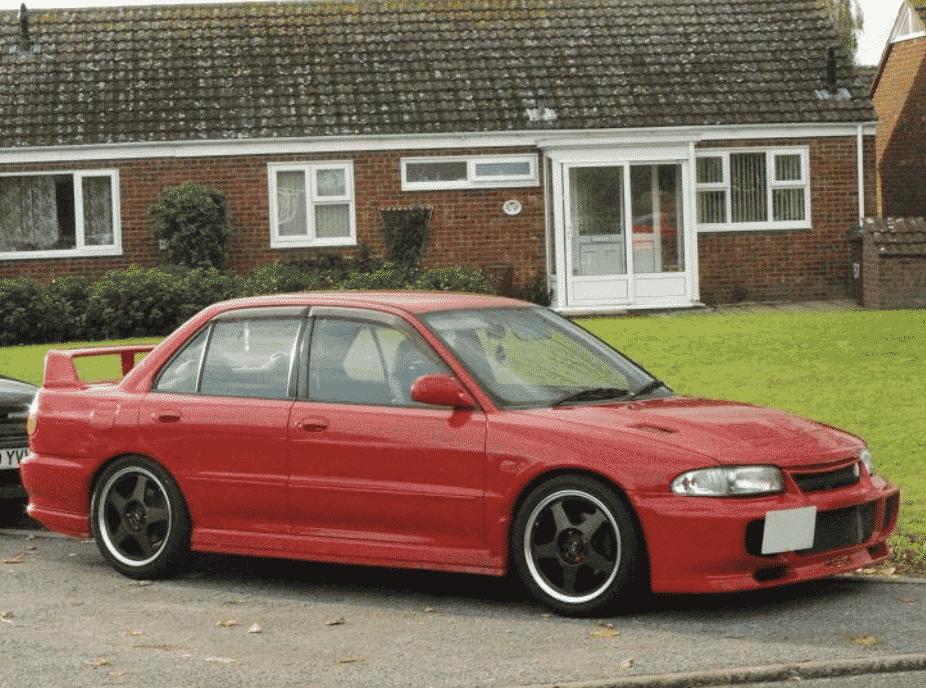 Mitsubishi Evo I (1992-1994)