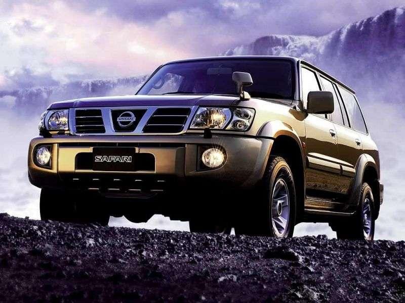 Nissan Safari FAQ