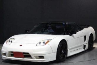 1992 Honda NSX 5MT