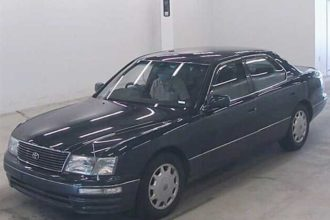 1995 Toyota Celsior 88