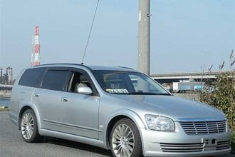 2003 Nissan Stagea Axis 65