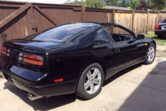 1992 Nissan 300 ZX Coupe 2+2