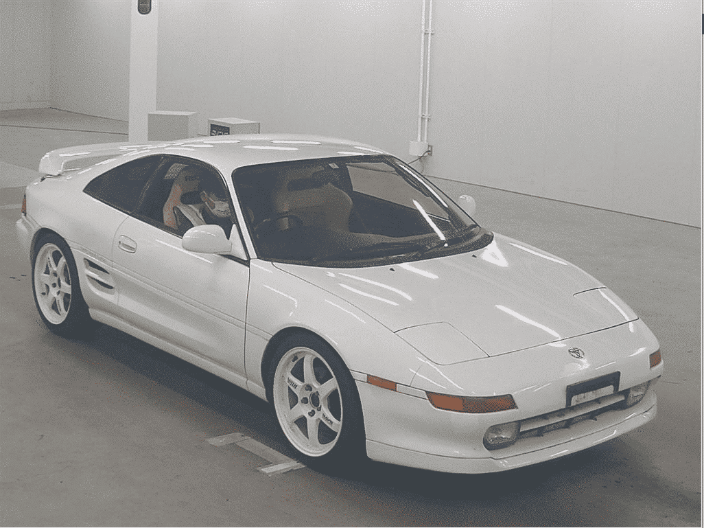 1995 Toyota MR2 GT Turbo
