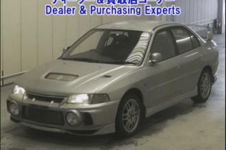 1996 Mitsubishi Lancer Evo4