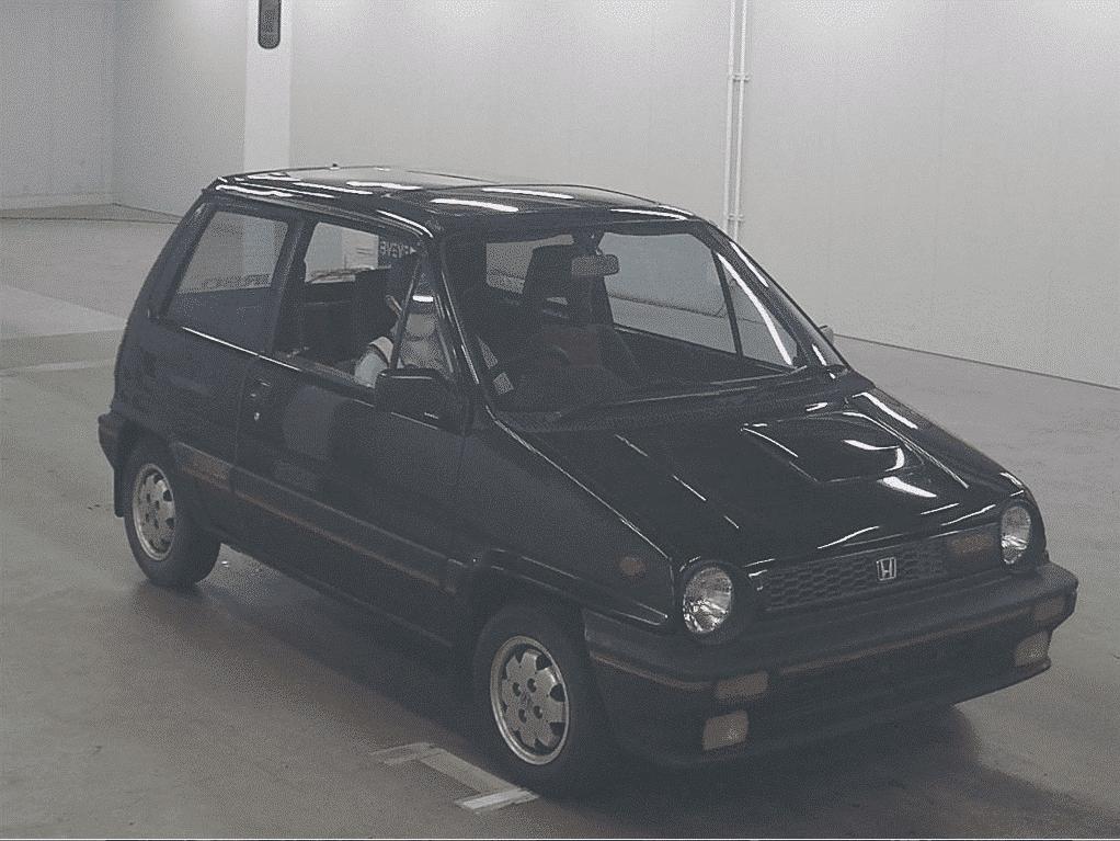 1983 Honda City Turbo — JDMbuysell.com