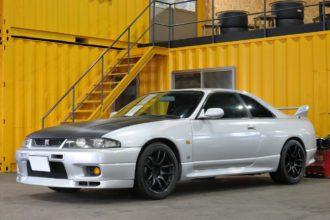 1995 Nissan Skyline GT-R (BCNR33) 117
