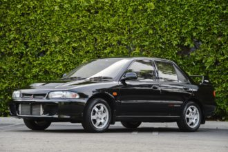 1993 Mitsubishi Evolution GSR