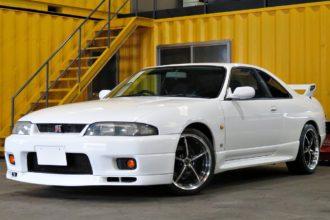 1995 Nissan Skyline GT-R BCNR33 111