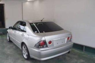 2004 Toyota Altezza RS200 LTD2