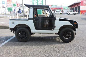 1989 Suzuki Jimny Convertible