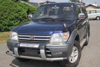 1996 Toyota Land Cruiser Prado TX 192