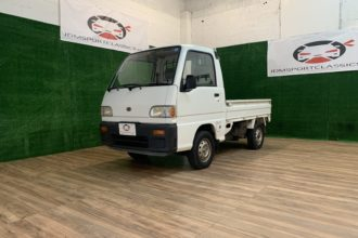1994 Subaru Sambar S-DX Supercharged