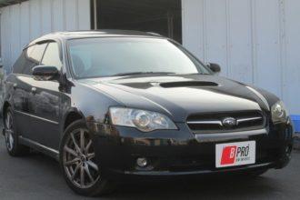 2005 Subaru Legacy 2.0GT 136