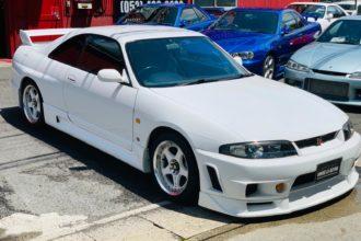 Nissan Skyline GT-R R33 for sale (#3530)