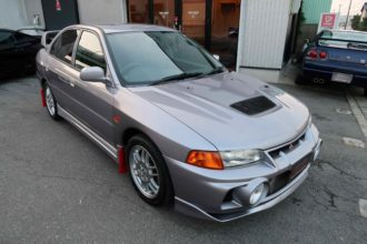 Mitsubishi Lancer Evolution IV for sale (#3534)