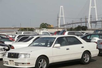 1995 Toyota Crown 82