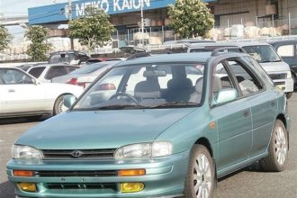 1995 Subaru Impreza Sportswagon 83