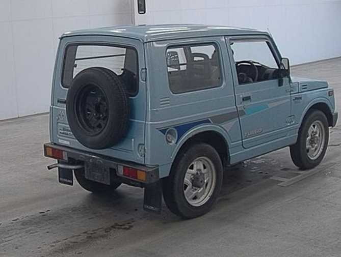 1990 Suzuki Jimny 83