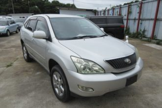 2003 Toyota Harrier 240G 104