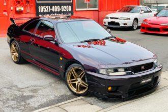 Nissan Skyline GT-R R33 V-Spec for sale (#3540)