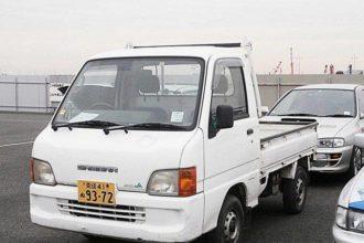 2001 Subaru Sambar Mini Truck 54