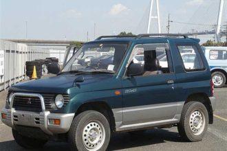 1995 Mitsubishi Pajero Mini 97