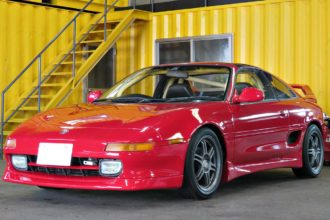 1990 Toyota MR2 GT Turbo SW20 80